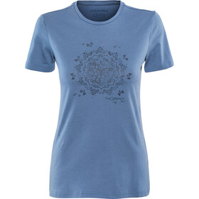 Schöffel Zug2 t-shirt Dames, blue horizon